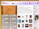 Boutiques en ligne Art et artisanat : achat art, artisanat marocain, indien,... : F.A.D. Paris