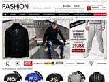 Boutiques en ligne Habillement : Fashion Démarque, boutique de fringues mode