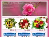 Boutiques en ligne Fleurs et plantes : Livraison fleurs pour la fête des mères - Fleuriste Marc Postulka