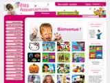 Boutiques en ligne Jeux et jouets : Fetes-anniversaire.com
