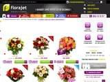 Boutiques en ligne Fleurs et plantes : Florajet