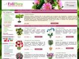 Boutiques en ligne Fleurs et plantes : Livraison de fleurs