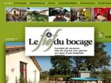 Gites de Charme Pays-de-la-Loire : Le Fief du Bocage