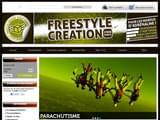 Boutiques en ligne Sport : FreeStyle Création - Habillez-vous d´adrénaline !
