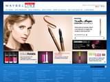 Boutiques en ligne Beauté : Gemey Maybelline