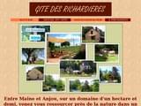 Gites de Charme Mayenne 53 à Laval, Mayenne, Chateau-Gontier ... : Gîte de charme en Mayenne avec piscine