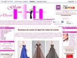 Boutiques en ligne Femme : Boutique Glam eDressit, pour un look de star.