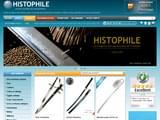 Boutiques en ligne Cadeaux : Histophile