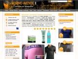 Boutiques en ligne Sous-vêtements  : Homme-avenue