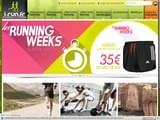 Boutiques en ligne Running Running : i-run.fr