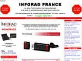 Boutiques en ligne Electronique : Inforad