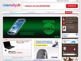 Boutiques en ligne Hifi et vidéo : Internity