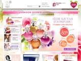 Boutiques en ligne Parfums : parfumerie en ligne, discount, moins cher : Isabel Derroisné