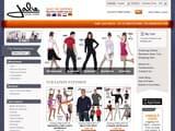 Boutiques en ligne Danse : Jalie