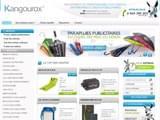Boutiques en ligne Cadeaux publicitaires : Kangourox