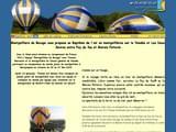 Boutiques en ligne Cadeaux de mariage : Montgolfière du Bocage:  bapteme de l´air en montgolfière entre Puy du fou et ma