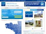 Immobilier Morbihan Lanester : Laforêt Immobilier A.B.I