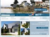 Immobilier Morbihan Larmor-Plage : Larmorimmo.com