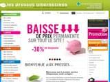 Boutiques en ligne Naturel et biologique : Les Presses Alternatives - Imprimerie Bio en ligne
