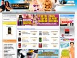 Boutiques en ligne Compléments alimentaires : Lesproteines.com