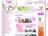 Boutiques en ligne Vêtements de grossesse : Les Trésors de Maé
