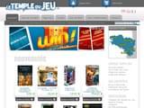 Boutiques en ligne Jeux de rôles : Letempledujeu.fr