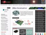 Boutiques en ligne Sécurité : Lextronic