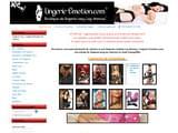 Boutiques en ligne Bas et collants : Lingerie-Emotion.com