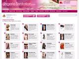 Boutiques en ligne Sexe : Lingerie-tentation.com