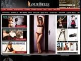 Boutiques en ligne Bas et collants : Lolie Belle