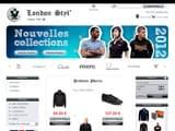 Boutiques en ligne Habillement : London styl