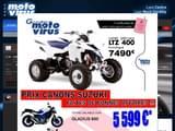 Boutiques en ligne Suzuki : Lyon Moto Virus