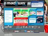 Boutiques en ligne Sport : Madewis