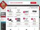 Boutiques en ligne Hifi et vidéo : maismoinscher