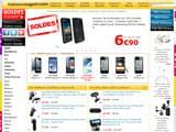 Boutiques en ligne Téléphonie : Maison du GSM