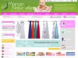 Boutiques en ligne Vêtements de grossesse : Maman Natur´elle