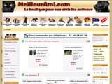 Boutiques en ligne Animaux : MeilleurAmi La boutique des animaux
