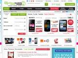 Boutiques en ligne Téléphonie : meilleurmobile.com