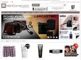 Boutiques en ligne Soins Hommes : MenCorner, L´Univers du soin au masculin