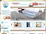Boutiques en ligne Salle de bain : Meuble d´eau