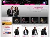 Boutiques en ligne Cuirs : Mon Cuir. vêtement en cuir
