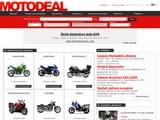 Boutiques en ligne Occasion : moto-deal.com