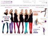 Boutiques en ligne Bas et collants : MyTights