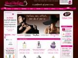 Boutiques en ligne Beauté : News Parfums