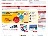 Boutiques en ligne Meubles : Office Depot