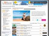 Boutiques en ligne Voyage Voyage : Ventes flash de l´Officiel des vacances