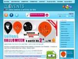 Boutiques en ligne Jeux et jouets : Articles de fête - Ol´events - décoration ballon