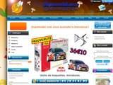Boutiques en ligne Modélisme : Oupsmodel.com