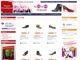 Boutiques en ligne Chaussures : Palais de la chaussure