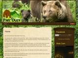 Parc animalier Pyrénées-Atlantiques 64 à Pau, Bayonne, Anglet, Biarritz ... : Parc´Ours